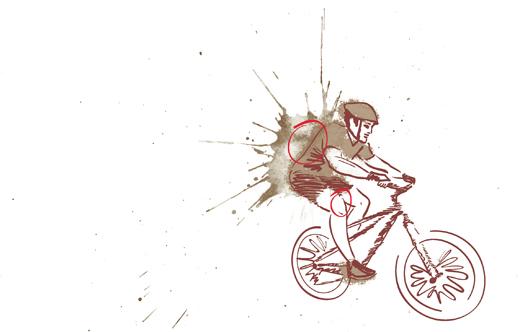 As dores mais comuns dos esportes outdoor – e como evitá-las