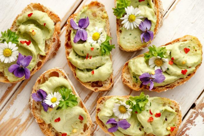 flores comestíveis 1